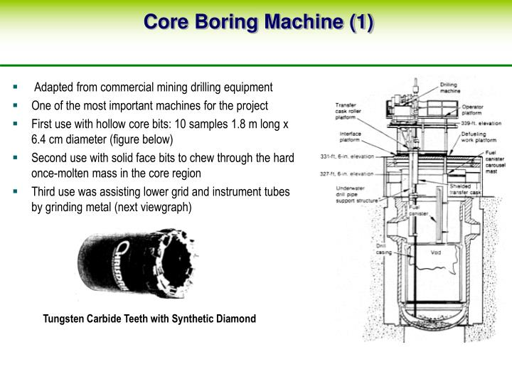 Core Boring Machine (1)