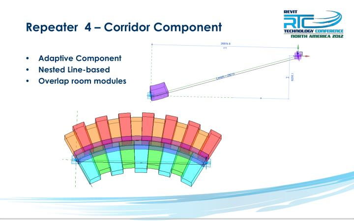 Repeater  4 – Corridor Component