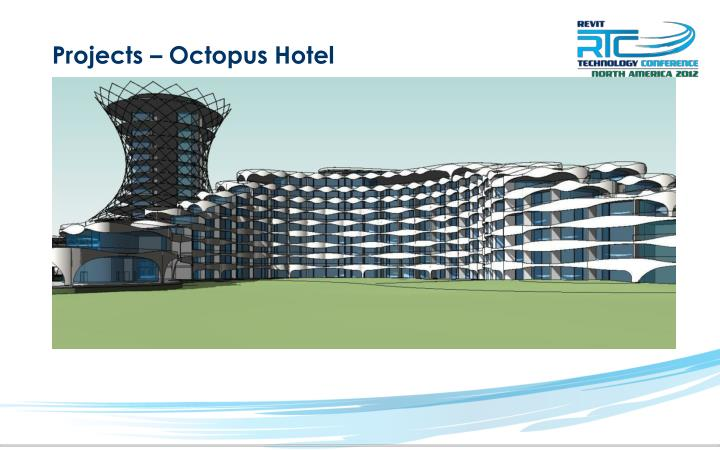 Projects – Octopus Hotel