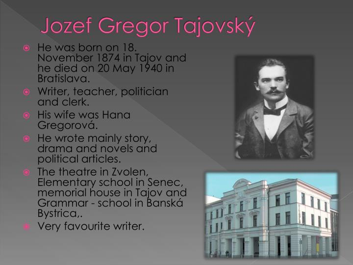 Jozef Gregor