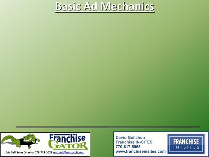 Basic Ad