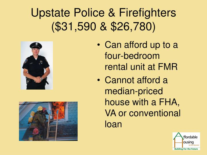 Upstate Police & Firefighters