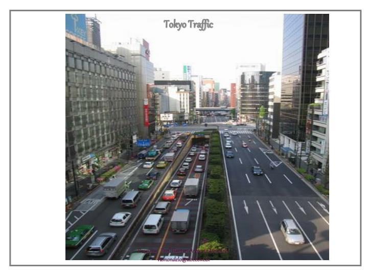 Tokyo Traffic