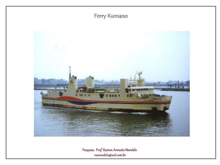 Ferry Kumano