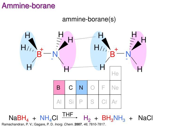 Ammine-borane