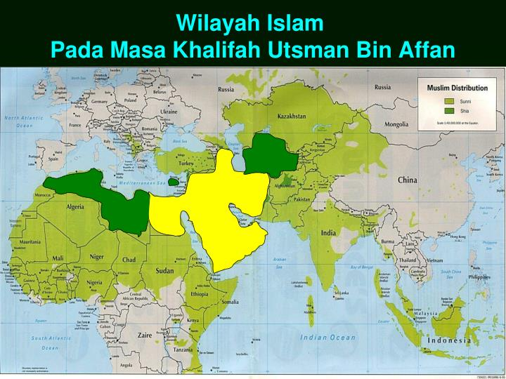 Wilayah Islam