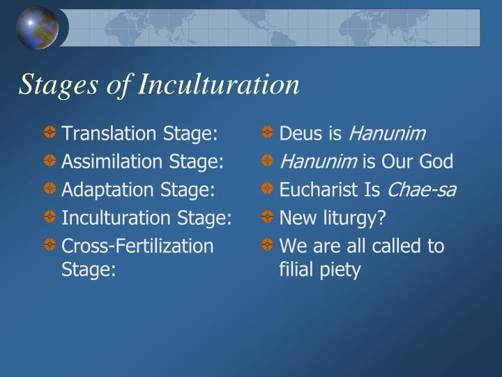 Translation Stage: