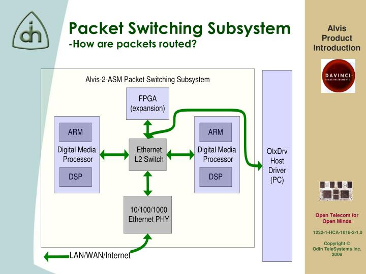 Packet Switching Subsystem