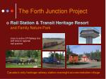 the forth junction project10