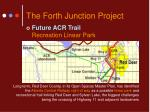 the forth junction project13