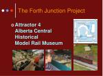 the forth junction project14