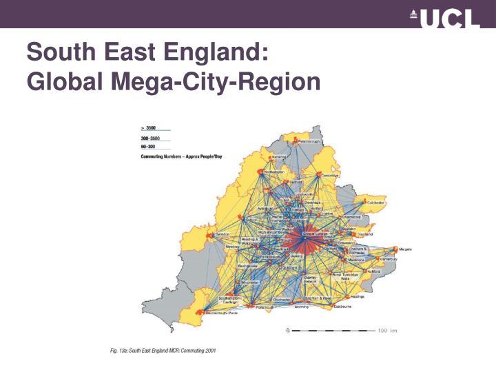 South East England: