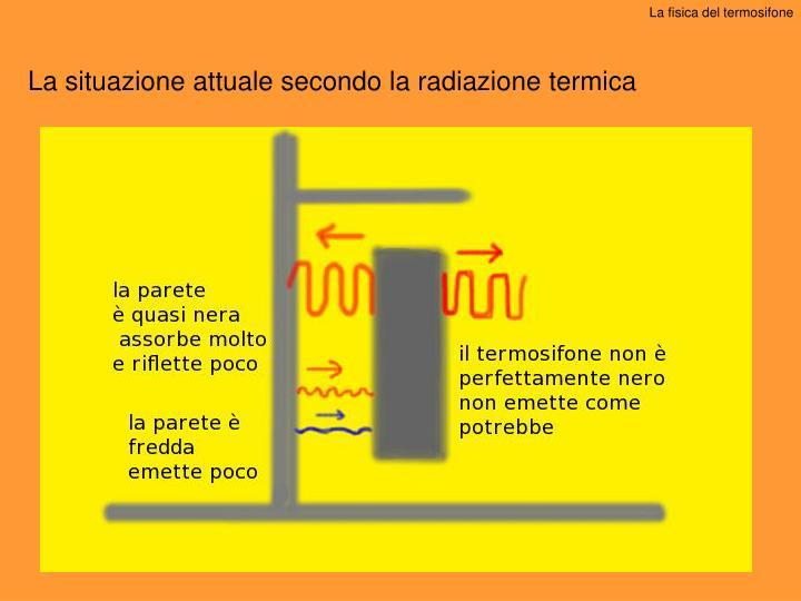 La fisica del termosifone