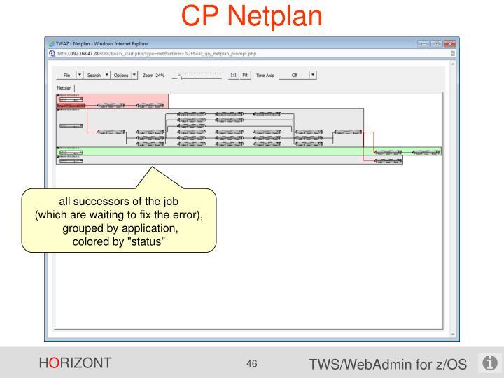 CP Netplan