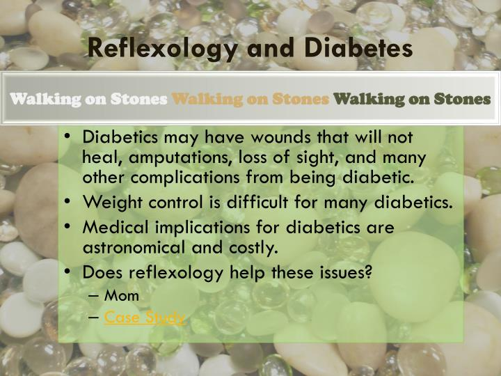 Reflexology and Diabetes