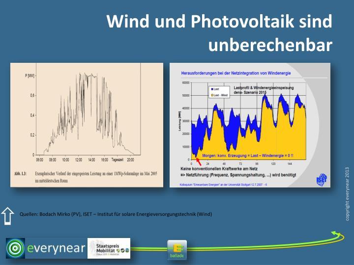 Wind und