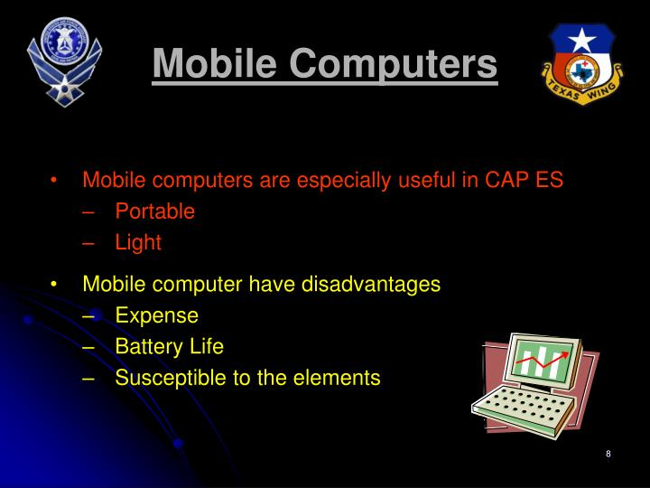 Mobile Computers