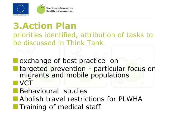 3.Action Plan