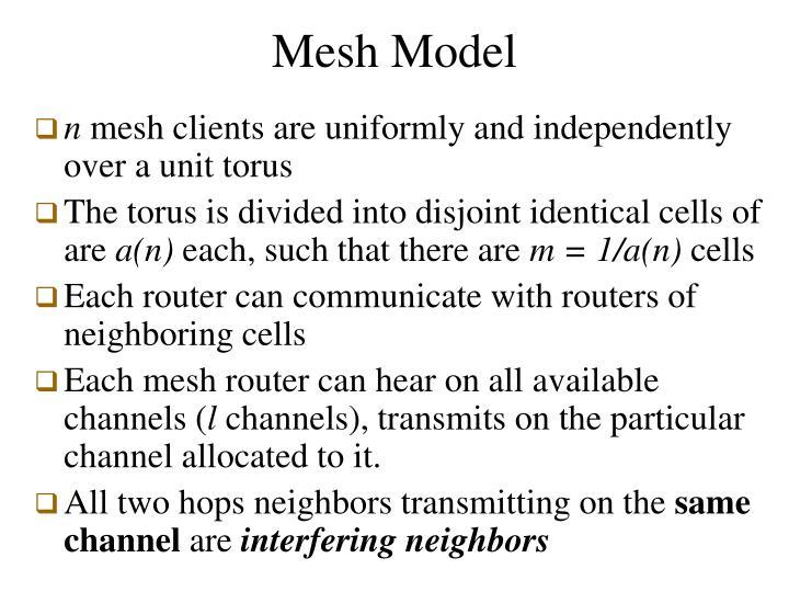 Mesh Model
