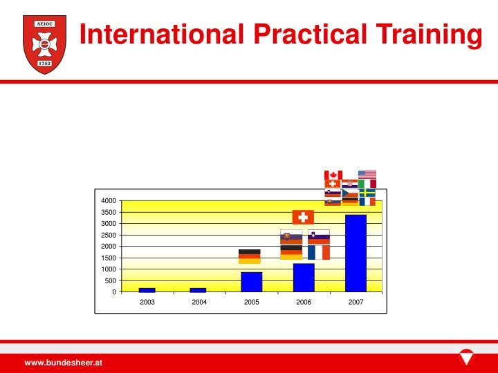 International Practical Training