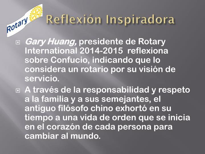 Reflexión Inspiradora