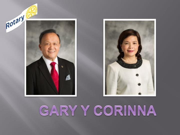 GARY Y CORINNA