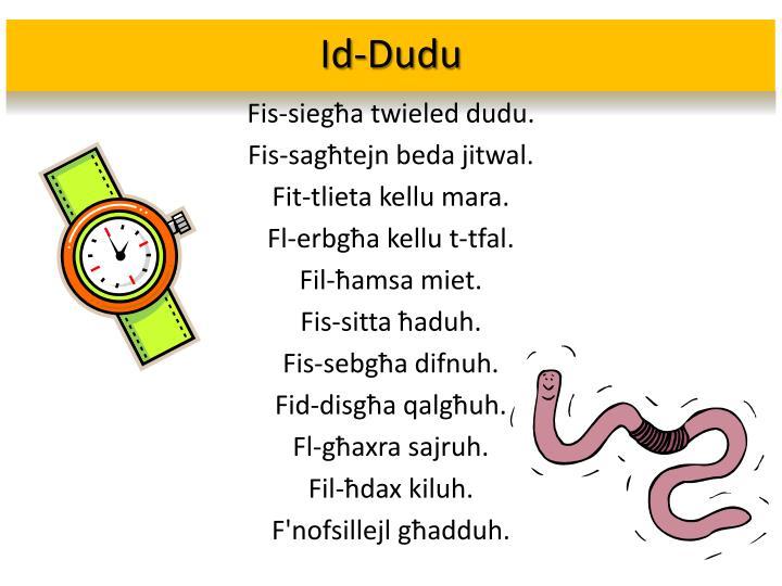 Id-Dudu