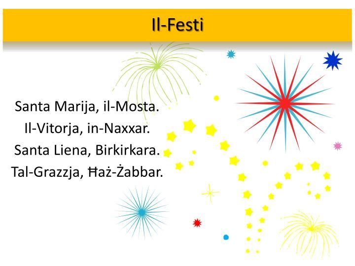 Il-Festi