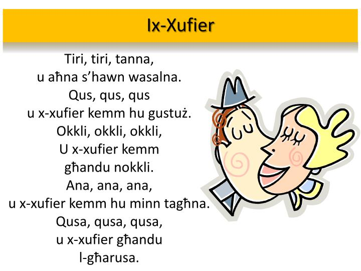 Ix-Xufier