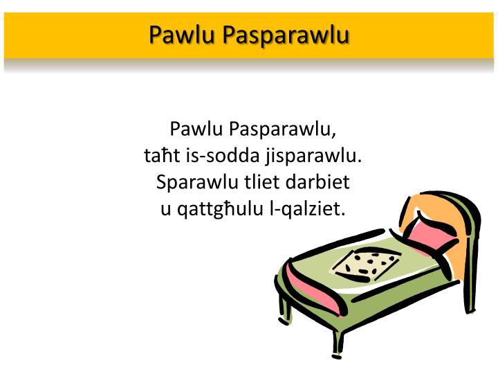 Pawlu Pasparawlu
