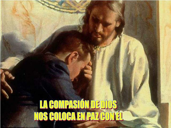 LA COMPASIÓN DE DIOS