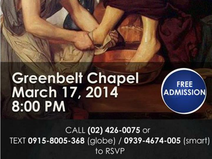 The christian life community of the philippines invites you to