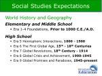 social studies expectations2