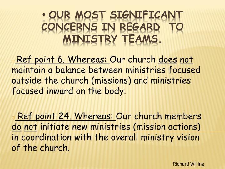 Ref point 6. Whereas: