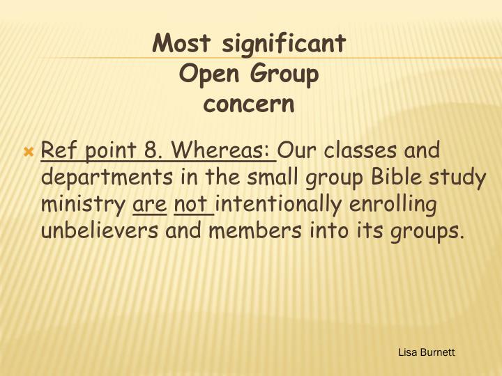 Ref point 8. Whereas: