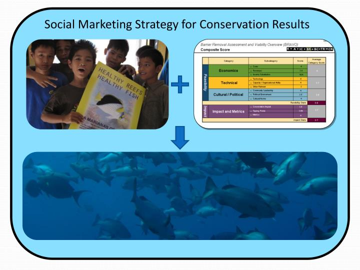 Social Marketing Strategy for Conservation Results
