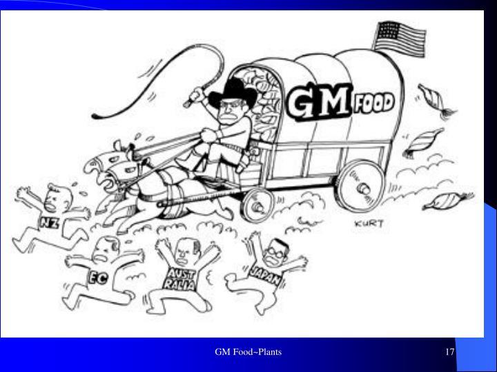 GM Food~Plants