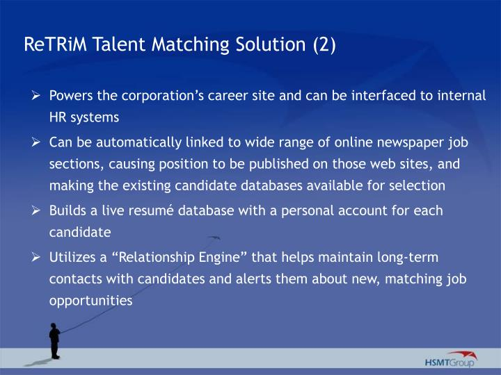 ReTRiM Talent Matching Solution (2)