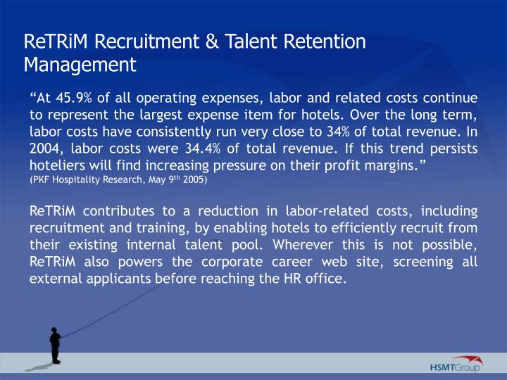 ReTRiM Recruitment & Talent Retention Management