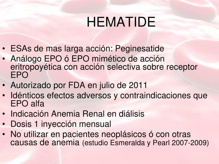 HEMATIDE