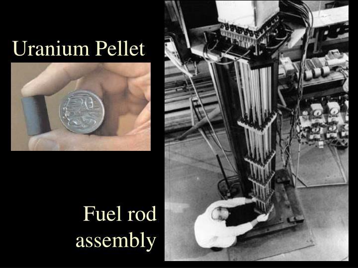 Uranium Pellet