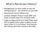 what is red arrow s history