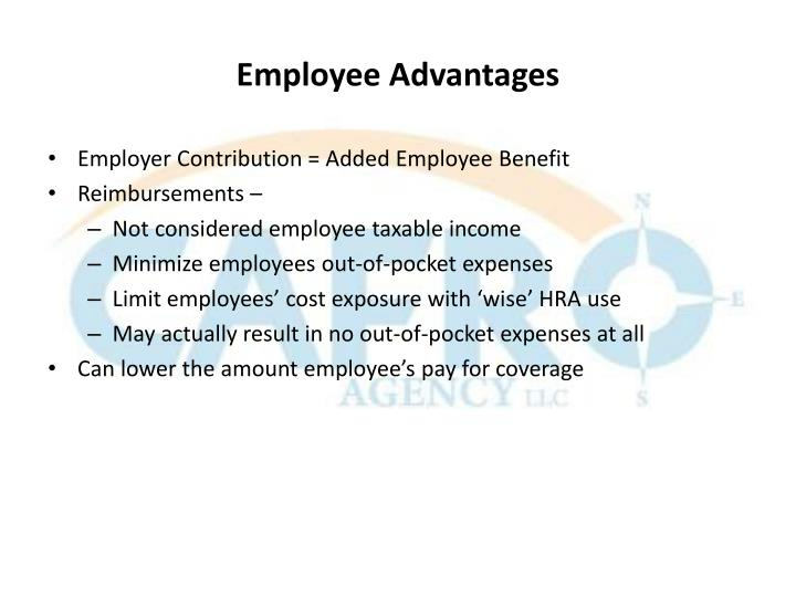 Employee Advantages
