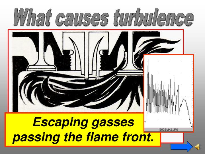 What causes turbulence