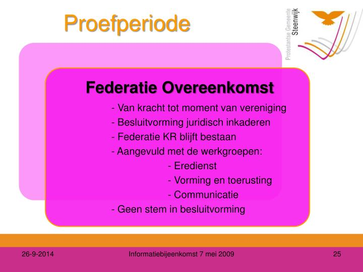 Proefperiode