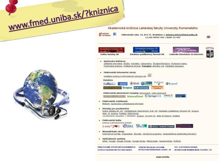 www.fmed.uniba.sk/?