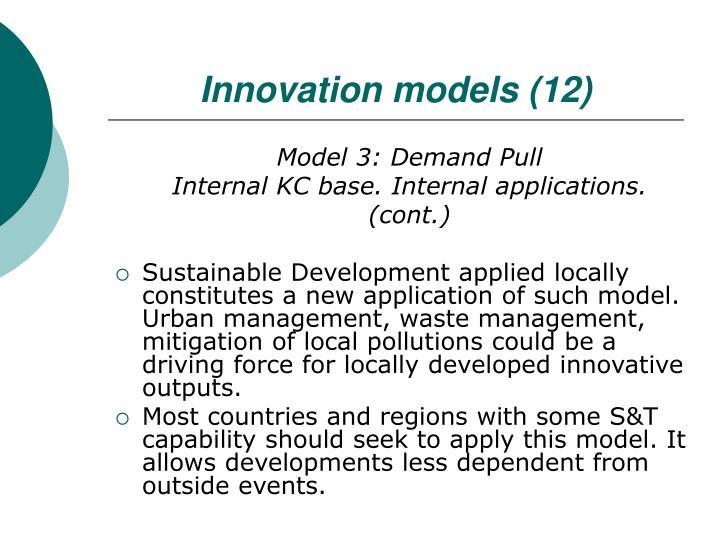 Innovation models (12)