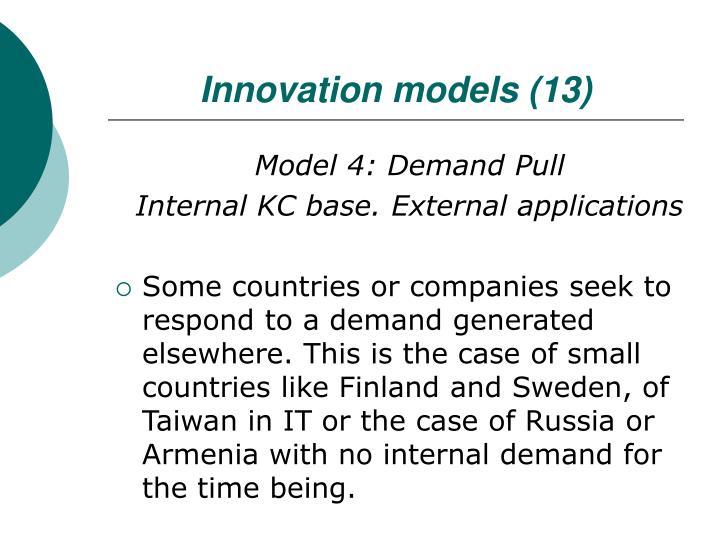 Innovation models (13)