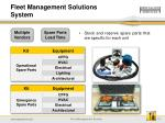 fleet management solutions system2