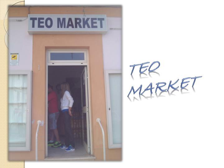 TEO MARKET